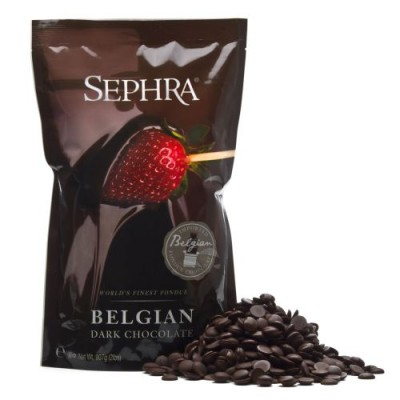 Horká čokoláda do fontány Sephra 907 g