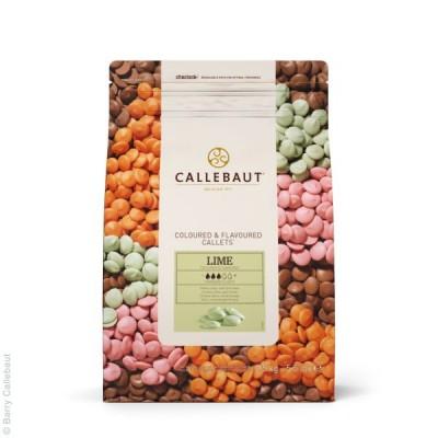 Citrónová čokoláda Callebaut 2,5 kg