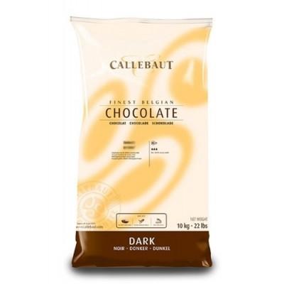 Belgická čokoláda Callebaut 10 kg horká