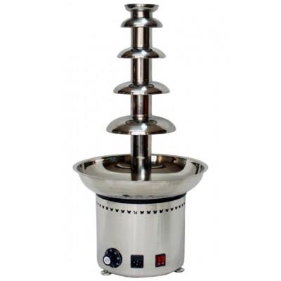 Čokoládová fontána CF800 PROFI, 80 cm