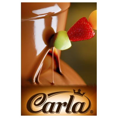 Mliečna čokoláda do fontány Carla 1 kg